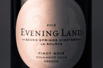 Evening Land Pinot Noir