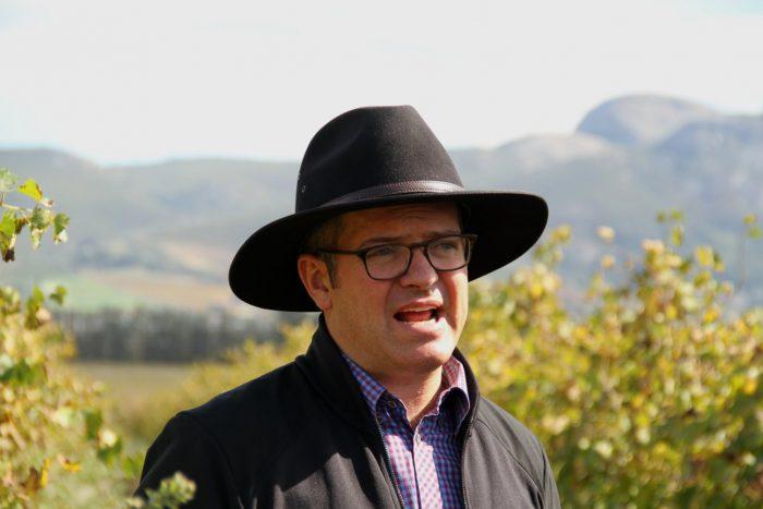 Jonathan Grieve, Avondale. Photo (c) Simon Woolf
