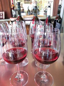 Oso Libre wines