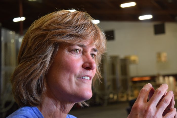 Winemaker Denise Shurtleff of Cambria