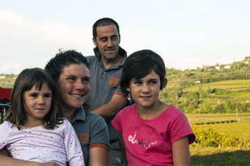 laura-albertini and her family