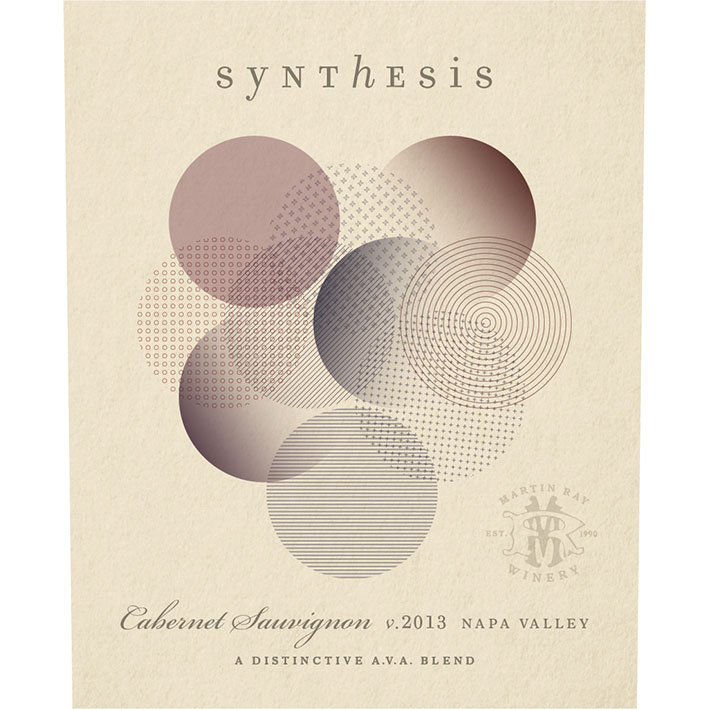 What We?re Drinking ? Martin Ray ?Synthesis? Cabernet Sauvignon 2013